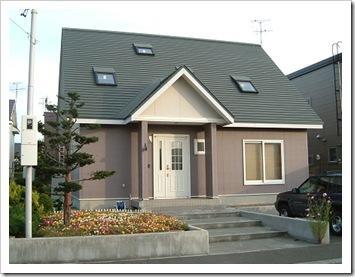 江別市 モデルハウス2